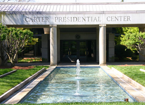 Carter-Presidential-Center at Sugar Magnolia BB, Atlanta, GA