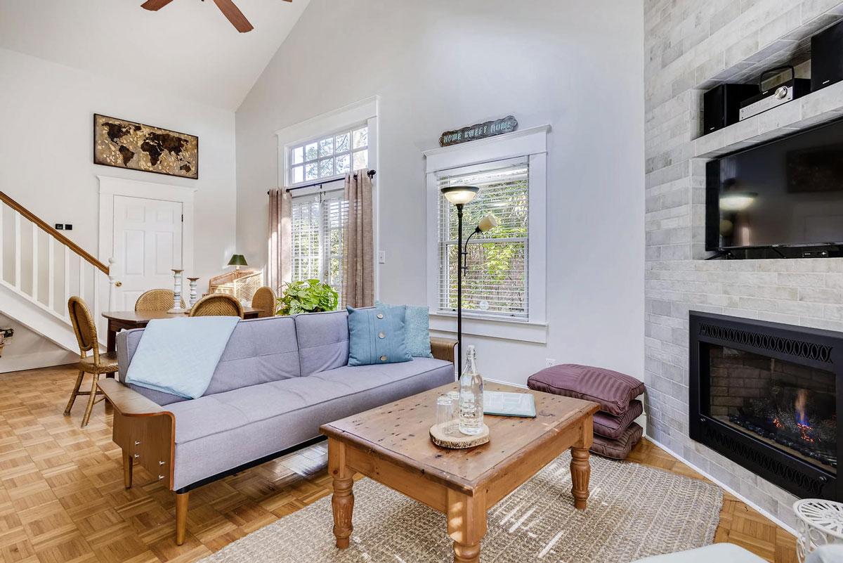 The Cottage Suite at Sugar Magnolia BB, Atlanta, GA