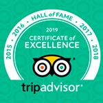 tripadvisor2019-badge, Sugar Magnolia BB, Atlanta, GA