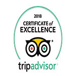 tripadvisor2018-badge, Sugar Magnolia BB, Atlanta, GA